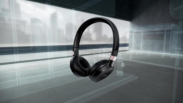 Philips Kabellose Bluetooth®-Kopfhörer SHB9250 40mm Lautsprecher/geschlossen, On-Ear, weiche Ohrpolster Video 3