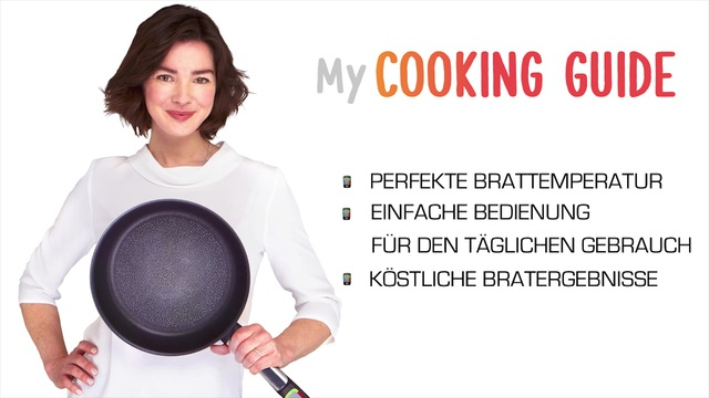 Tefal - My ccoking guide Video 3