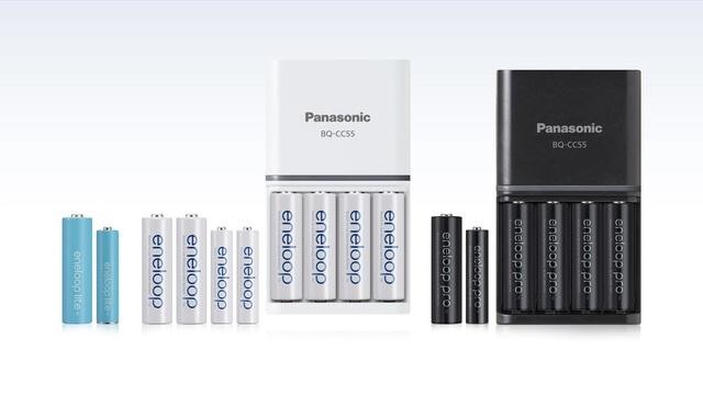 Panasonic - eneloop Video 2