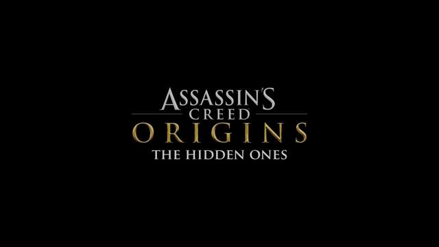 Assassin's Creed Origins - The Hidden Ones (Xbox One) Video 4