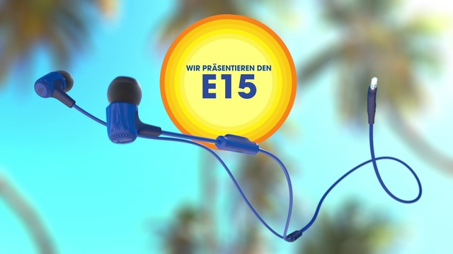 JBL by Harman - Kopfhörer E15 Video 2