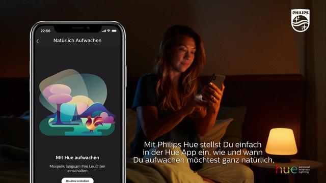 Philips - Hue - Wake Up Video 8