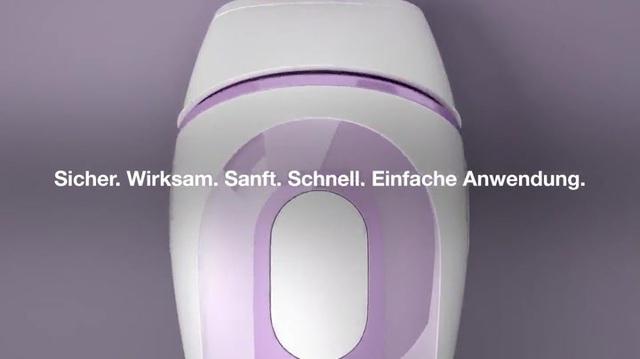 Braun - Silk Expert Pro 3 PL3011 Video 3