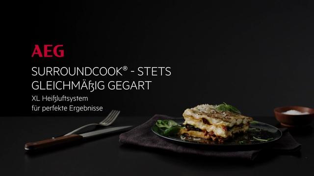 AEG - SurroundCook Video 7
