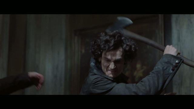 Abraham Lincoln - Vampirjäger Video 3