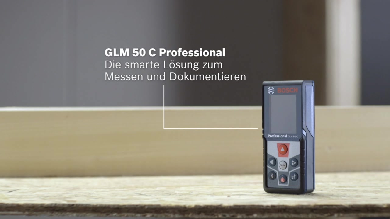 Entfernungsmesser Hagebau : Bosch professional laser entfernungsmesser »glm 50 c« hagebau.de