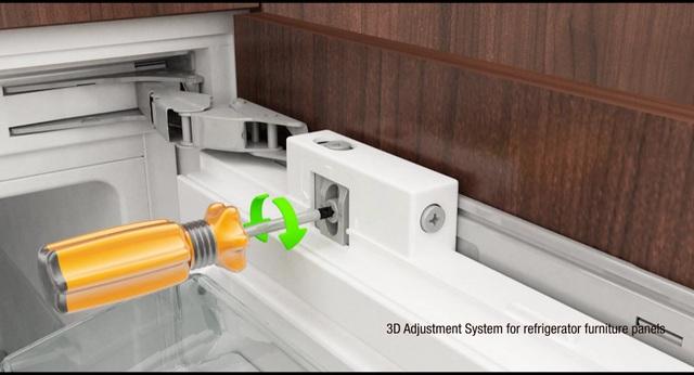 Beko - 3D-Festtürtechnik Video 4