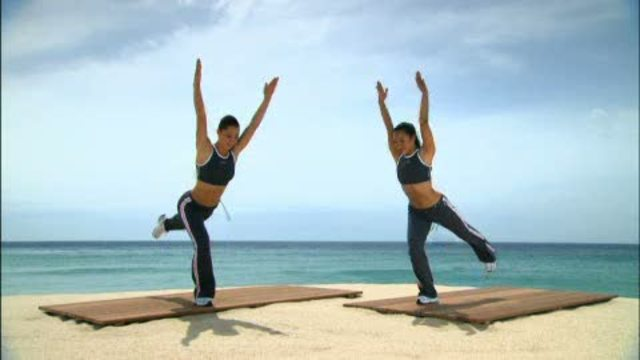 Beach-Body Workout Video 3