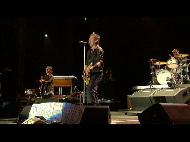 Bruce Springsteen - London Calling: Live in Hyde Park Video 3