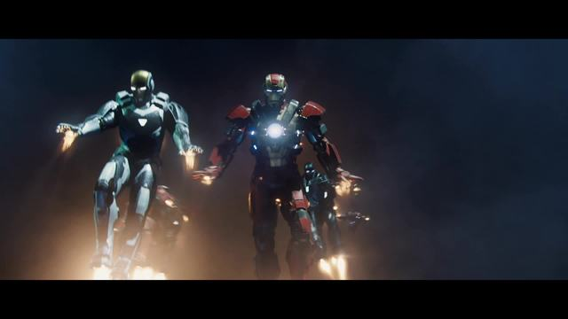 Iron Man 3 Video 3