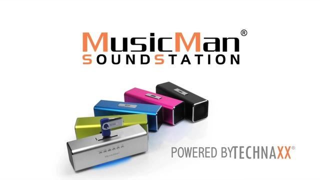 Technaxx - MusicMan SoundStation Video 3