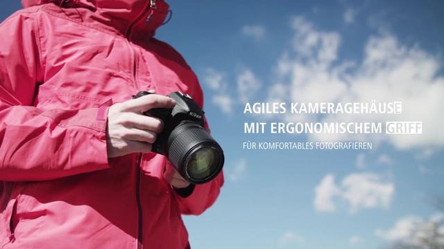 Nikon - D7500 Video 3