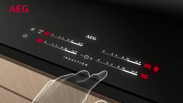AEG - Hob²Hood-Funktion Video 5