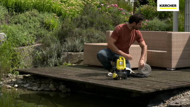 Submersible dirty water pumps Video 4
