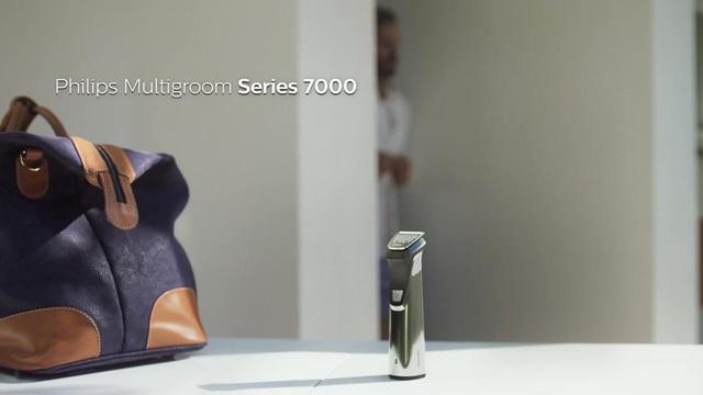 Philips MG7770/15 Multigroom-Set Series 7000 mit 18 Aufsätzen Video 3