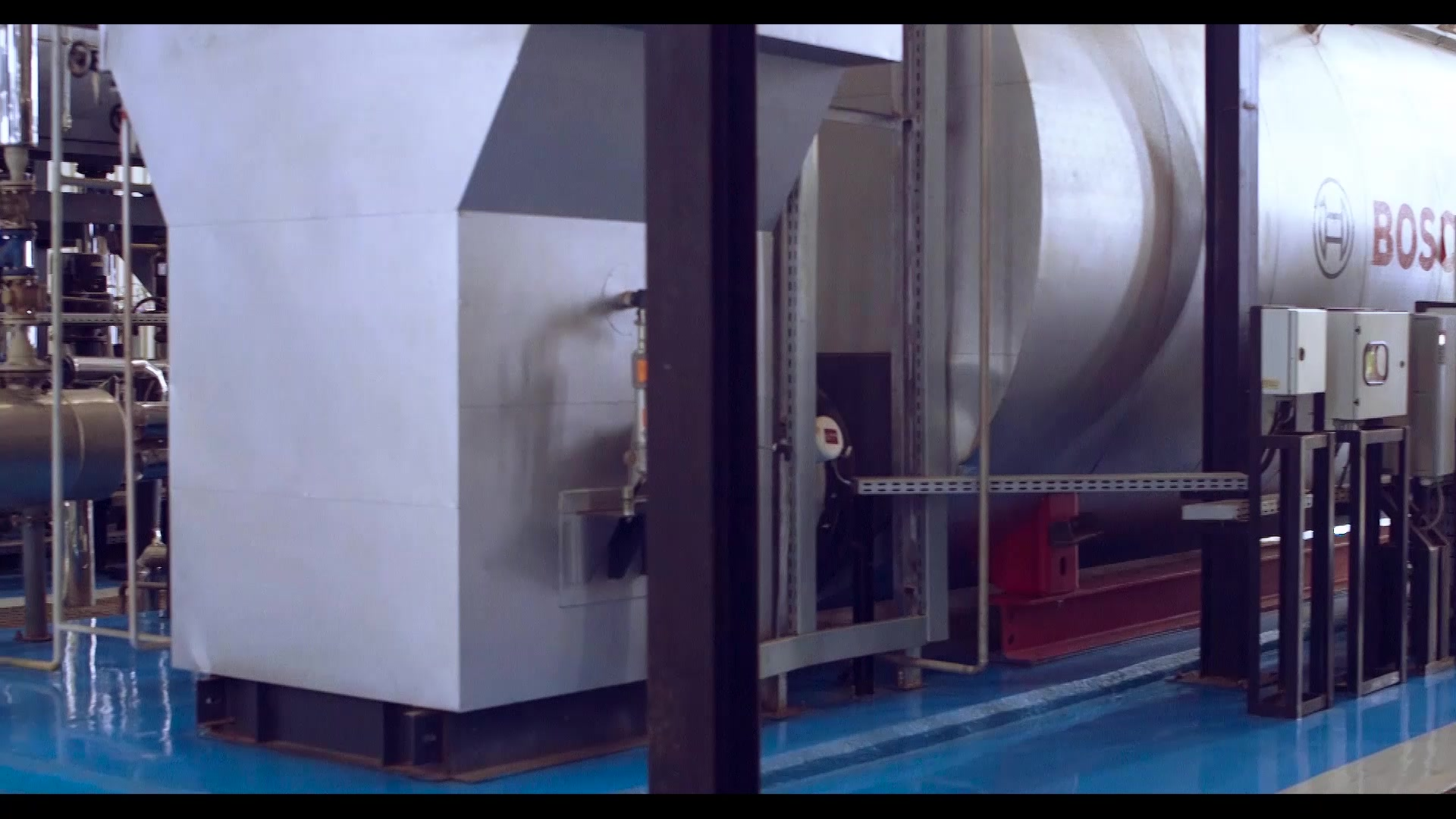 Mega project: 55 tons of steam for ABInBev Brewery