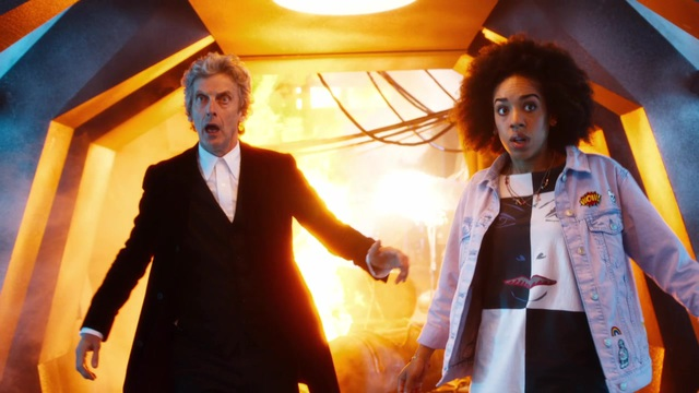 Doctor Who - Die komplette 10. Staffel Video 2