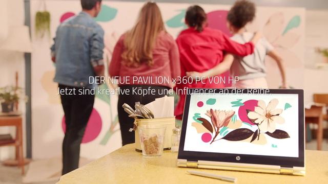 HP - Pavilion x360 PC Video 3