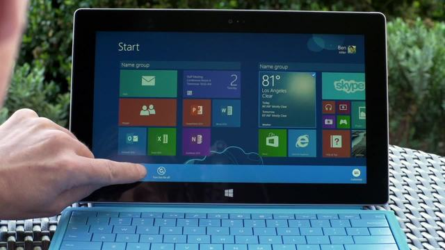 Surface 2 Video 25