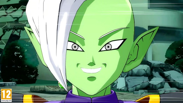 Dragonball FighterZ - Zamasu Fused Video 4
