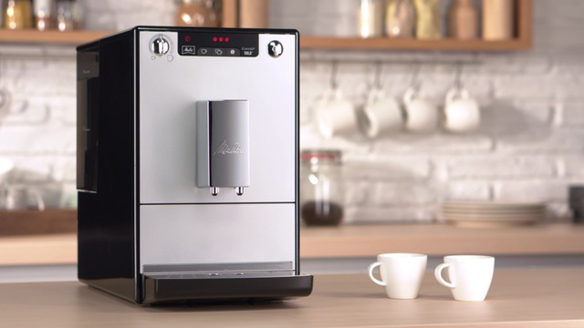 Melitta - Caffeo Solo - Intuitive Bedienung Video 4