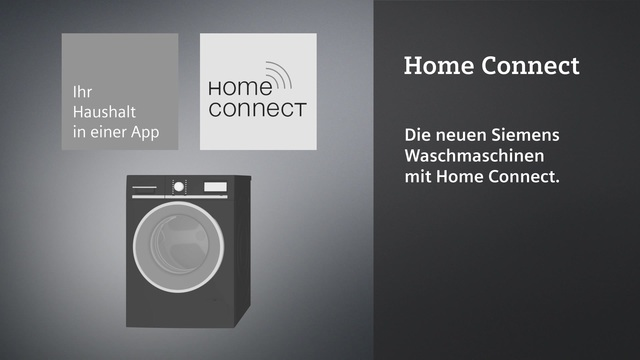 Siemens - Home Connect App Video 3